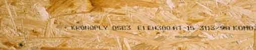 ОСП - Ориентированно стружечная плита